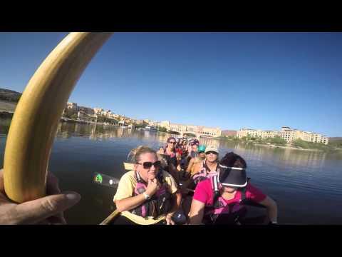 PADDLE eNVy Dragon Boat Training