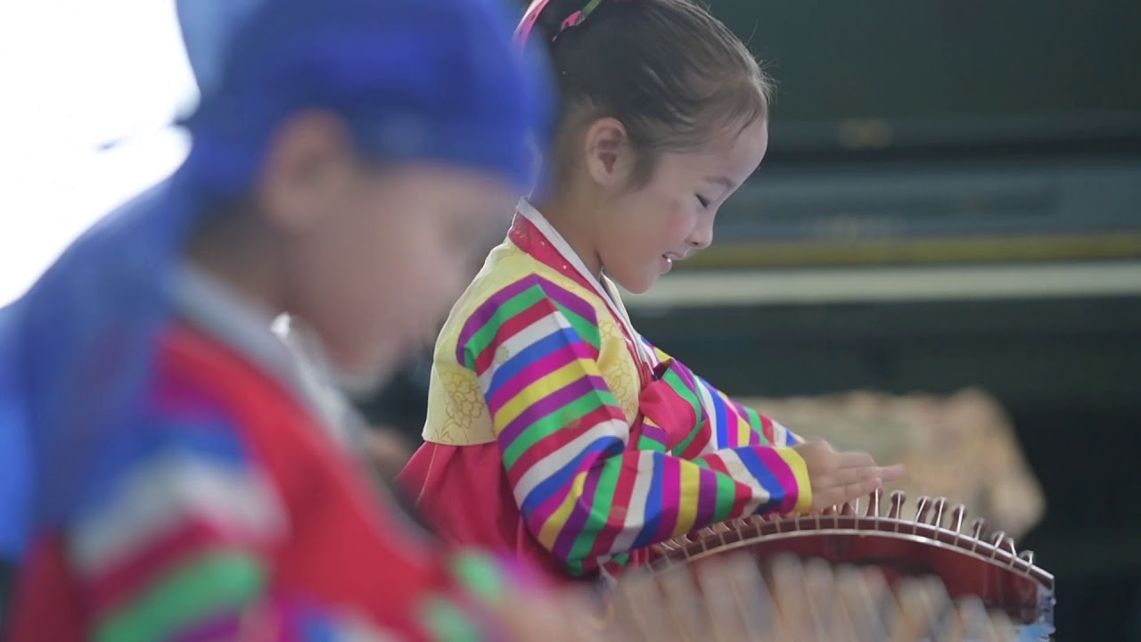 North Korean children playing music - YouTubeKorean Toddler Songs