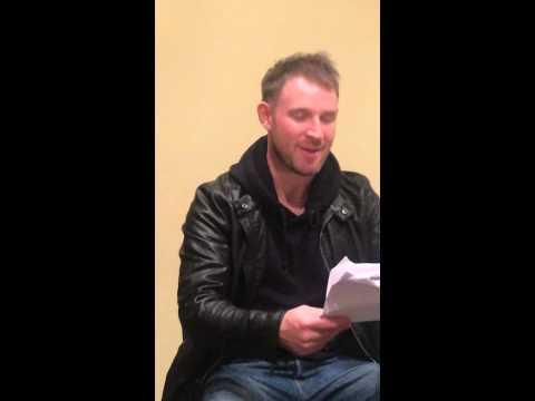 David O'Hara - The Night Alive - audition 1