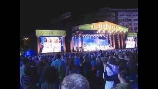 Concert Andre Rieu, vineri 5 iunie 2015 (5.06.2015), Bucuresti, Piata Constitutiei 20