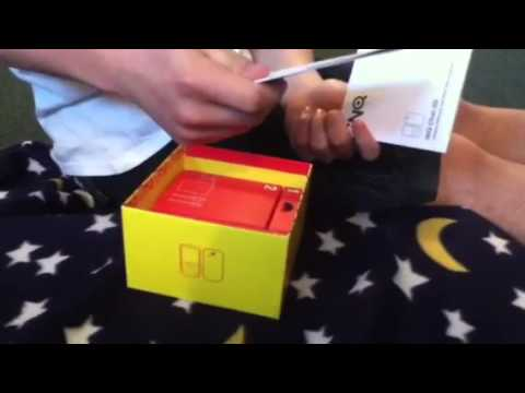 Inq Chat 3G Unboxing