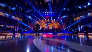 Robbie Williams - Party Like A Russian live at Dancing With The Stars, Denmark (2016)