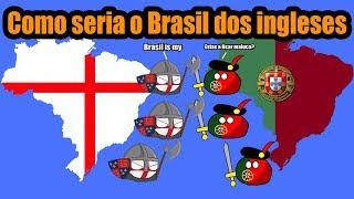 Como seria o Brasil se tivesse sido colonizado pela Inglaterra