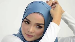 EID Tutorial Hijab 2018 - Part 5 - لفات حجاب للعيد