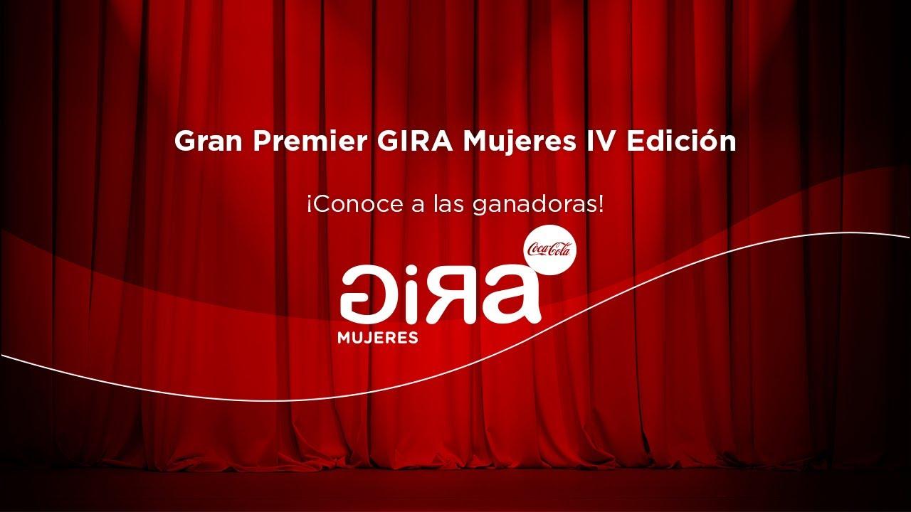Conoce a las ganadoras de la IV edición de #GiraMujeres