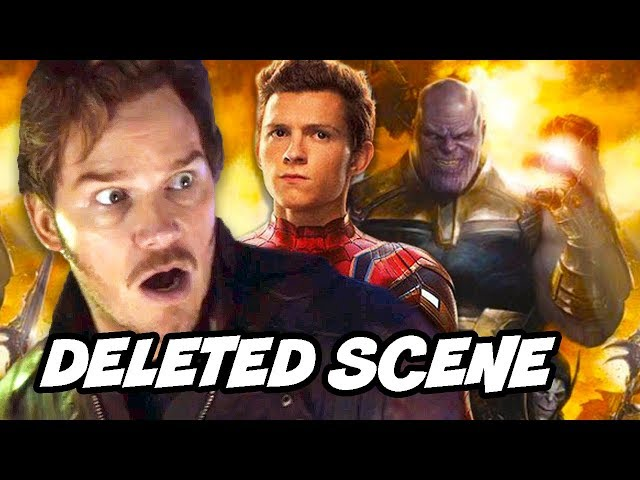 Avengers Infinity War Deleted Scene - Guardians of The Galaxy Alternate Story