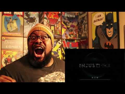 Thumbnail: Injustice 2 - DLC Fighter Pack 3 Reveal Trailer! REACTION