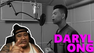 daryl ong thinking out loud by ed sheeran music reaction