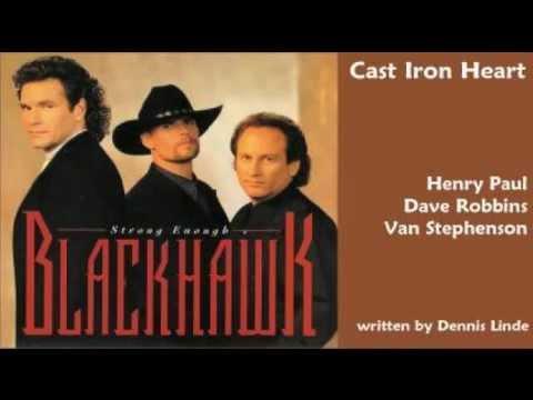 BlackHawk - Cast Iron Heart