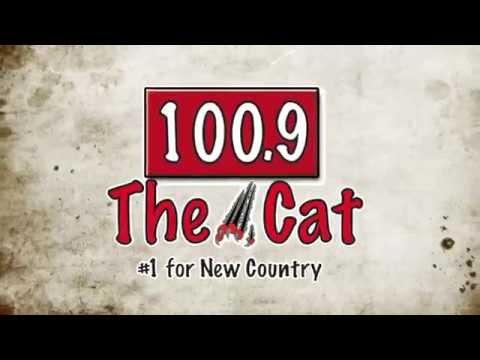 100.9 The Cat TV Ad