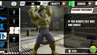 Stone Giant Hulk Giant - The Incredible Hulk Is Here Simulator Android Game FHD