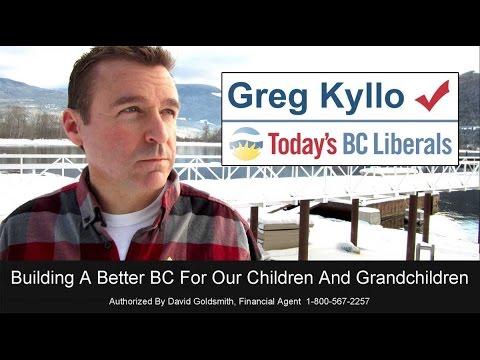 Meet Greg Kyllo - The Right Choice!