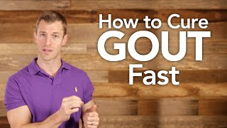 How to Relieve Gout Fast