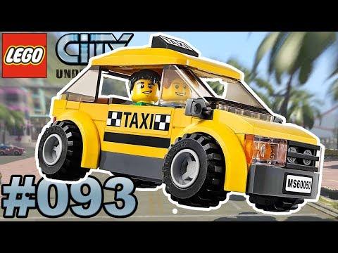 LEGO CITY UNDERCOVER #093 Taxi Rennen 🐲 Let's Play LEGO City Undercover [Deutsch]