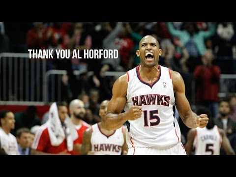 Thank You Al Horford || Atlanta Hawks Highlights