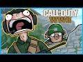 Call of Duty: World War II Funny Moments! - Extreme Nogla Rage, Goofy the Crackhead, More LEGIQN!