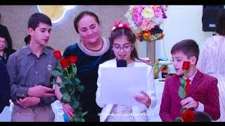 Kina Gecesi, Креативные поздравления от братишек сестренок на свадьбе