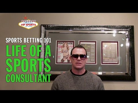 Sports Betting 101 with Steve Stevens - Life of a Sports Consultant