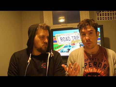Retro Plymouth Gamers   Versus : Road Trip Adventure (Sony PlayStation 2) Let's Play & Review
