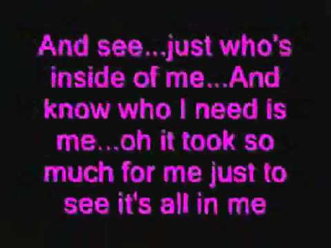 Keyshia Cole - Just Like You (with lyrics) - HD