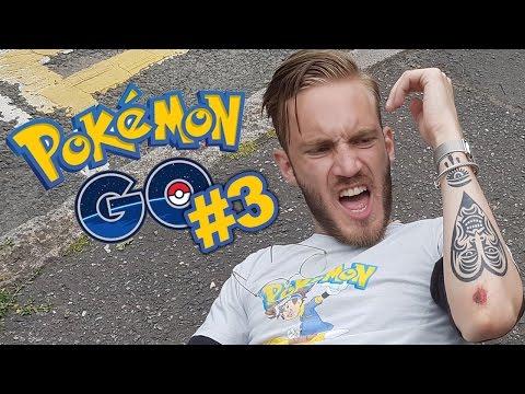 POKEMON GO IS DANGEROUS!! (Pokémon Go - Part 3)
