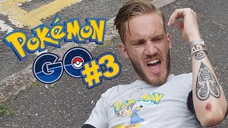 POKEMON GO IS DANGEROUS!! (Pokémon Go - Part 3)