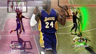 99 OVR KOBE BRYANT is a TWO WAY SUPERSTAR in NBA2K19 - 99 OVR TWO WAY SHOT CREATOR