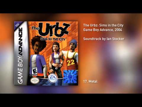 The Urbz: Sims in the City (GBA) - full soundtrack by Ian Stocker