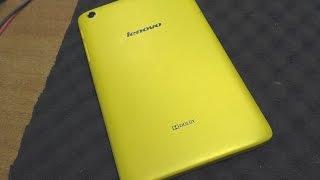 видео Ремонт планшетов Lenovo