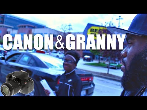 CANON REBEL T5I BEST BUY CLASS (CANON AND GRANNY)