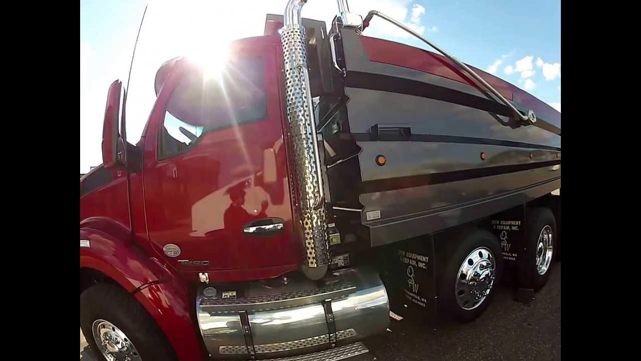 New Kenworth T880 Vocational Truck