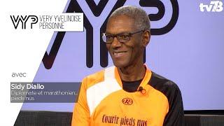 VYP. Sidy Diallo, diplomate et marathonien… pieds nus