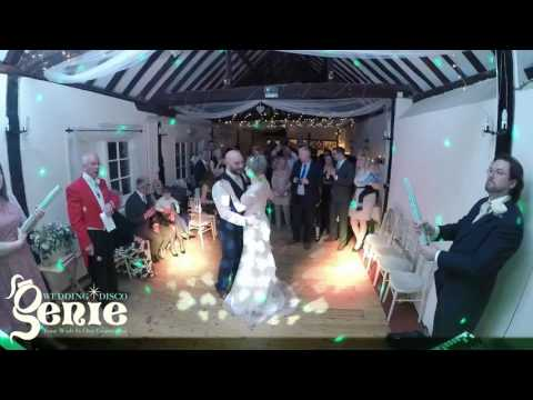 Wedding Disco Genie - Ross & Karen's First Dance
