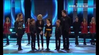 Riverdance performs on the Carmen Nebel Show ZDF