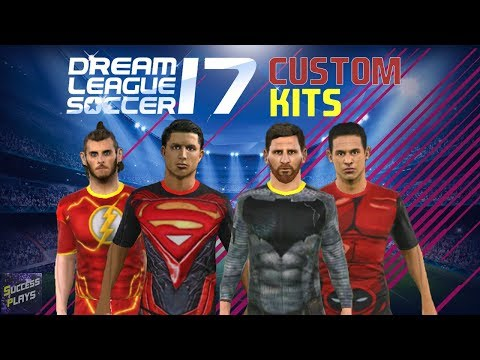 Dream League Soccer | Best Custom Kits | Download