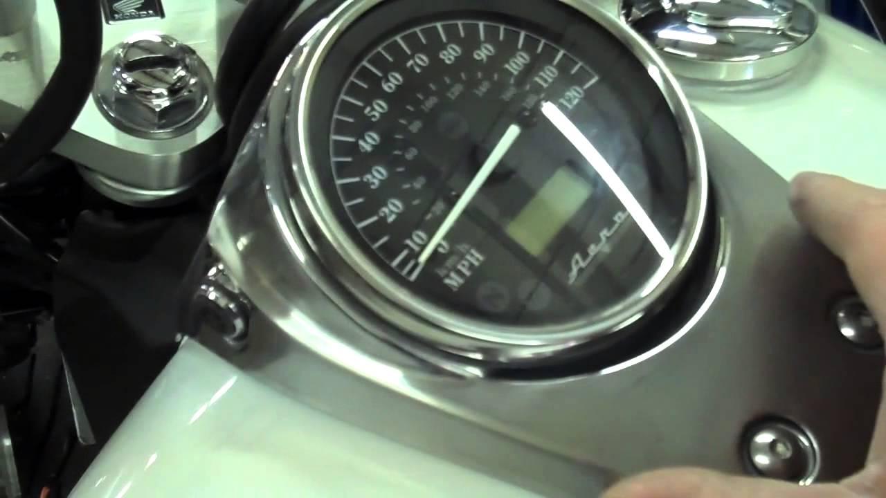 Honda Shadow Hid Spirit