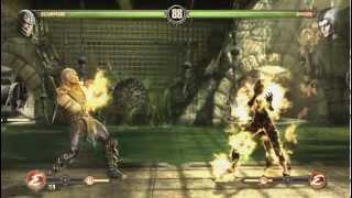 МК на ПК / Mortal Kombat 9 обзор-мнение об игре