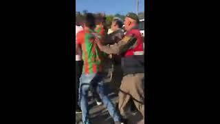 Alanyaspor - Galatasaray Maçında Olaylar Çıktı (Bilal Yazardan Alıntıdır) uA - ultrAslan