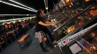 Twin Galaxies Arcade Tour! See Rare Arcade games!