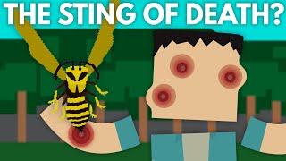 This Strange Sting Dissolves Your Skin