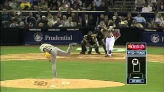 2011/05/02 Cantu's two-run homer