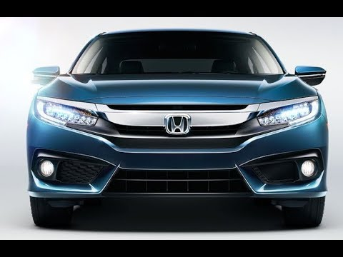 New Honda Civic 2018 Launch,Features,Price And Specifications