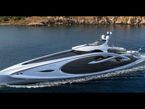 Future Yachts :10 Breathtaking Future Luxury Yachts Concept