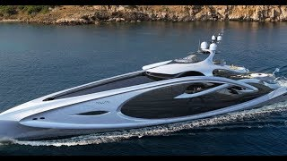 Future Yachts :10 Breathtaking Future Luxury Yachts Concept