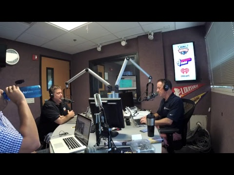 Dunc & Holder on Sports 1280 in New Orleans. Ep 25, August 18, 2017