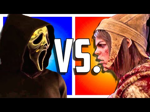 Ghost Face Vs. Twins | Who Would Win? (Dead by Daylight 1v1) |