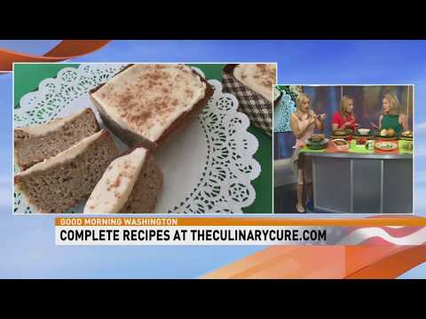 The Culinary Cure's Kristen Coffield on Good Morning Washington - The Year of the Rutabaga