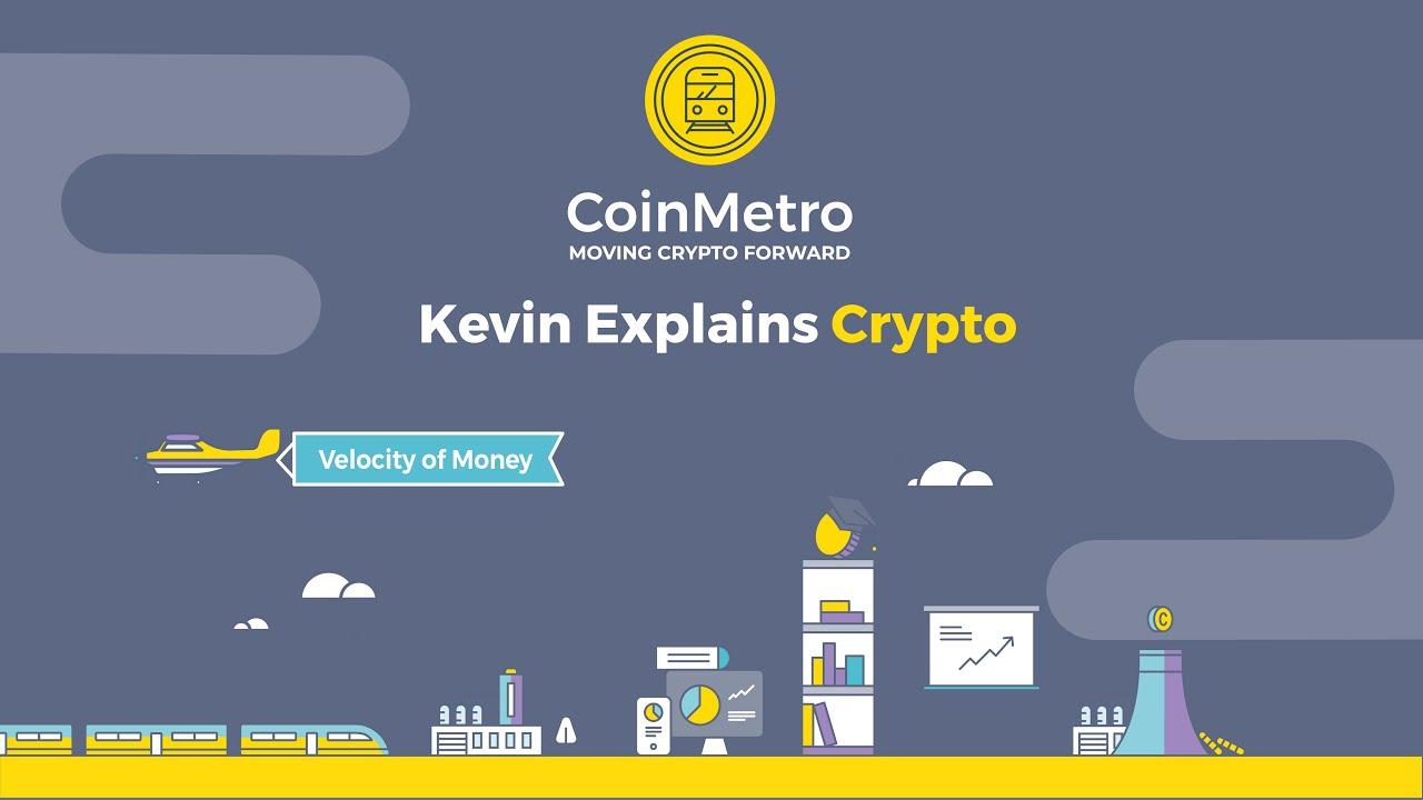 velocity of money cryptocurrency