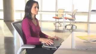 Diffrient World Chair Instruction