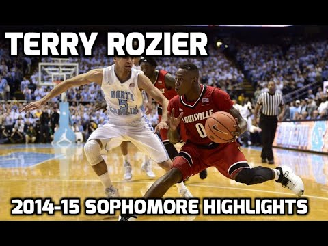 Terry Rozier 2014-15 Sophomore Highlights (HD)